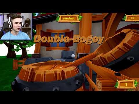POGODI PRAVU RUPU NA TROLL MAPI! (Golf It)