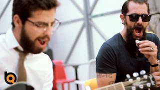 "The Wanton Bishops - Session Acoustique - ""Oh Wee"""