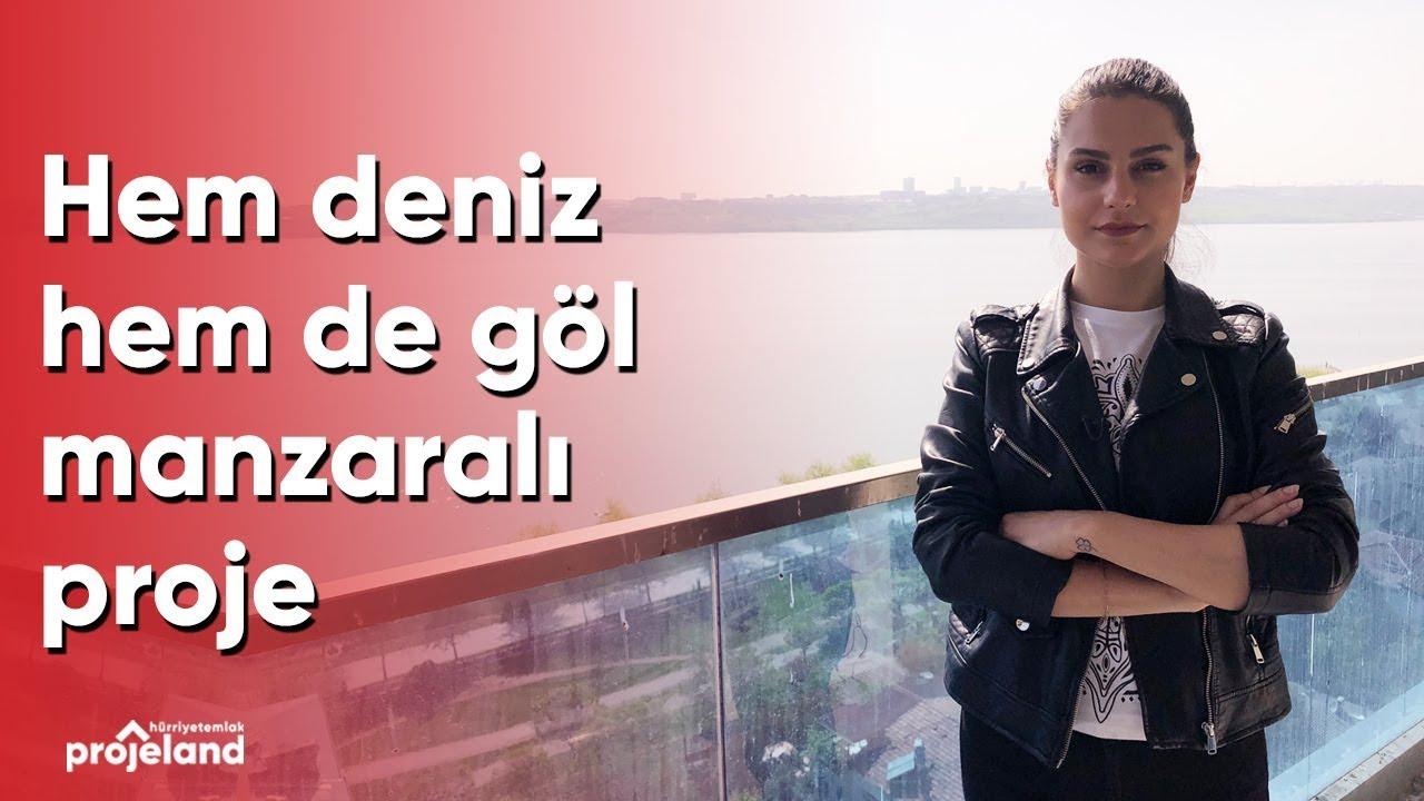 İstanbul'da 8 Şiddetinde Depreme Dayanıklı Projeyi Gezdik | Proje İncelemesi