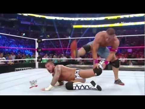 WWE Night of Champions 2012 Highlights - HD