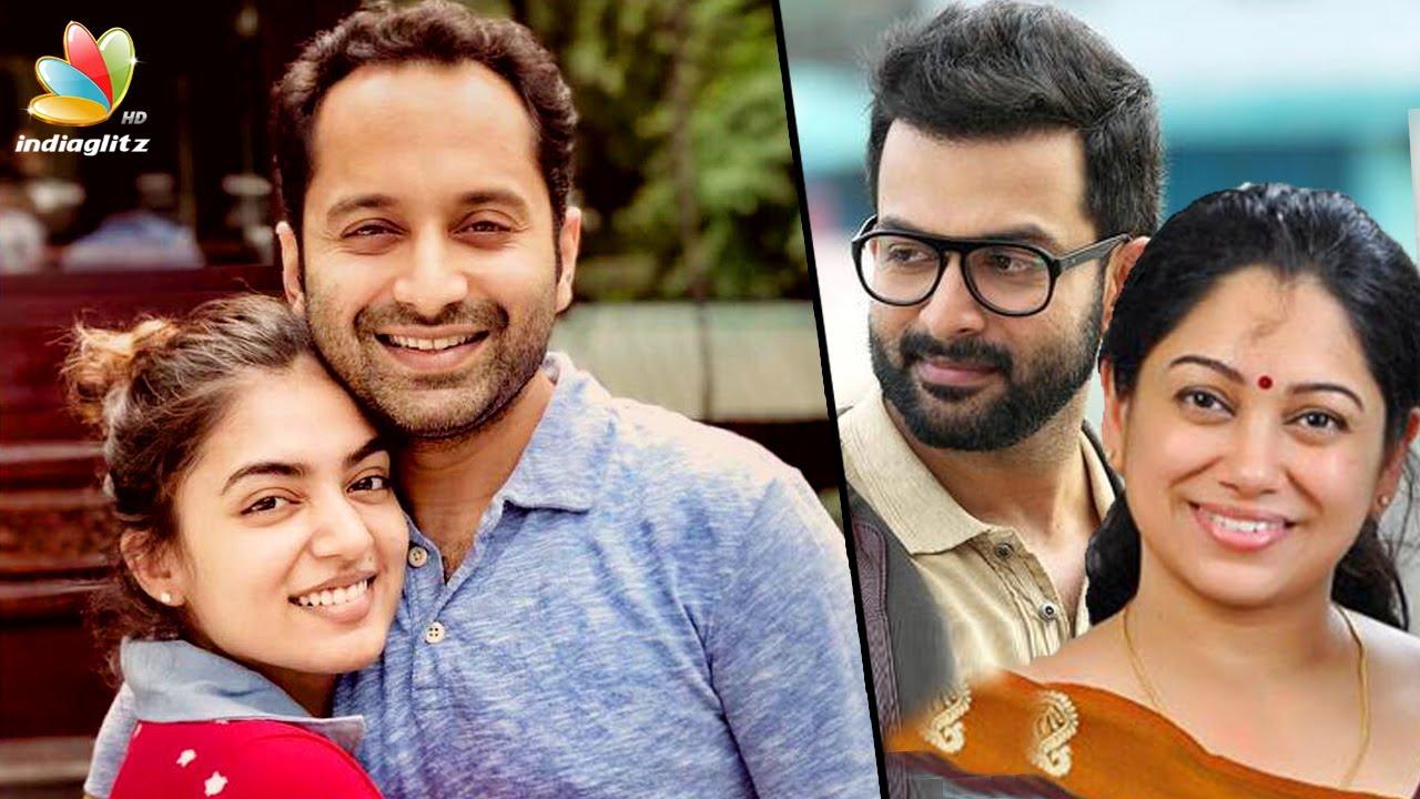 നസ്രിയ തിരിച്ചുവരുന്നു | Nazriya Nazeem To Come Back With Prithviraj-Anjali Menon Movie