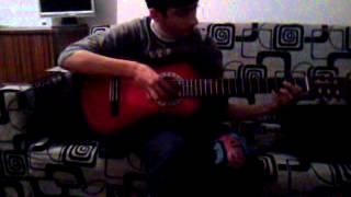 Видеоурок - Shape of my heart (By Elvir)