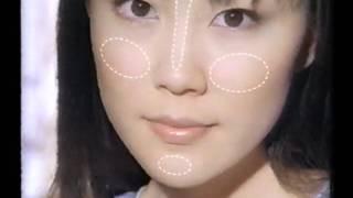 Shiseido Cosmetics Advertisement Japan 90年代資生堂 プラウディア CM...
