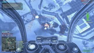 Planetside 2 - Esamir gameplay