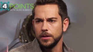 4 Points - Zachary Levi joins Alex Albrecht and Alison Haislip_ Episode 1