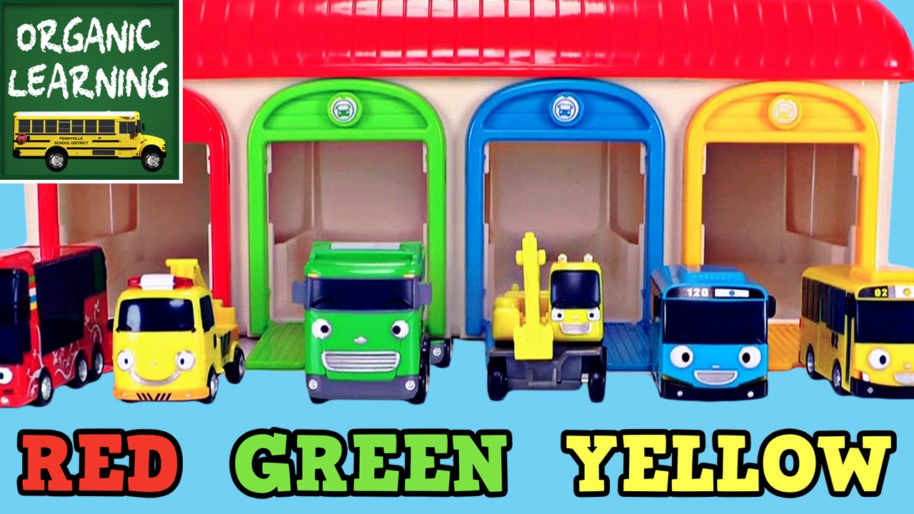 learning street vehicles colors names sounds for kids learn