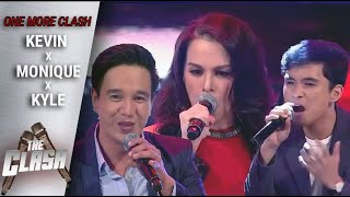 Kevin Posadas vs Monique Delos Santos vs Kyle Pasajol | One More Clash | The Clash Season 3
