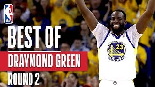 Draymond Green's Best Plays | 2018 NBA Playoffs | Western Conference Semifinals