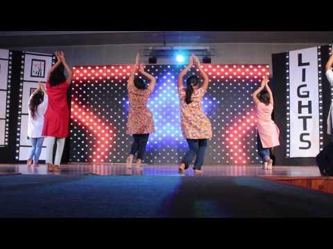 NIFT Chennai, Fashion Design, Group Dance