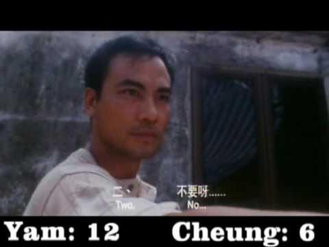 King of Robbery (1996) Simon Yam & Roy Cheung killcount
