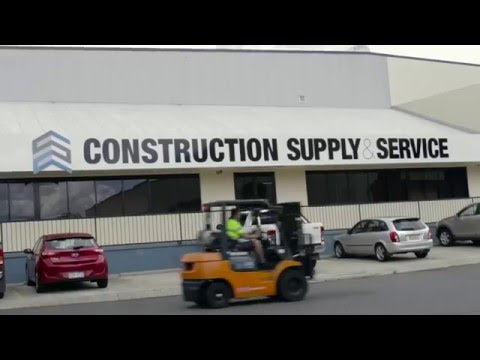 Construction Supply & Service - Building, Equipping, And Maintaining Your Business