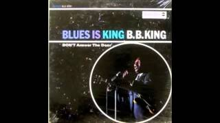 "B.B. King   ""Baby Get Lost""   (1967)"