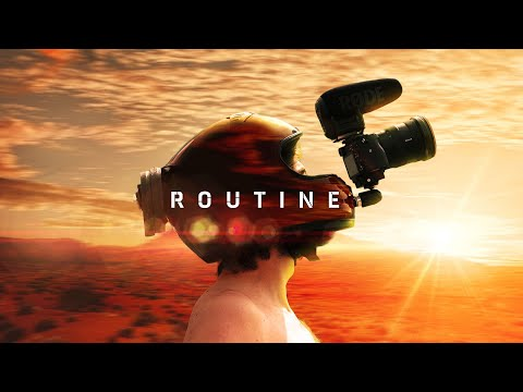 'ROUTINE' (2019) | POV Sci-Fi Short Film