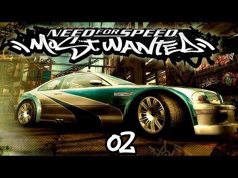 Need For Speed: Most Wanted - Прохождение pt5 - Черный Список #12