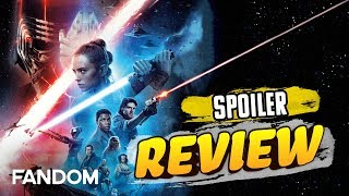 Star Wars: Rise of Skywalker | Full Spoiler Review!