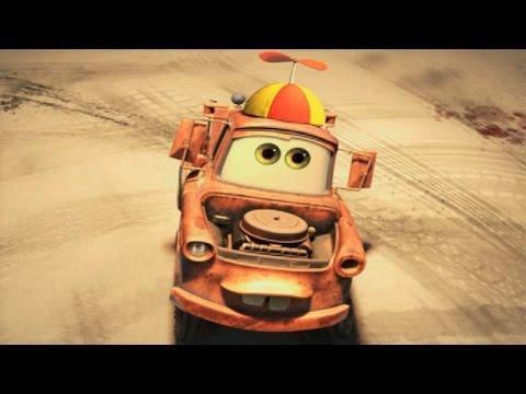 Monster Truck Mater - Disney Pixar Cars Toon Mater's Tall Tales  
