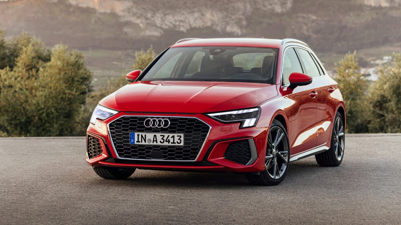 2021 Audi A3 Sportback Specs, Design and Performance - YouTube