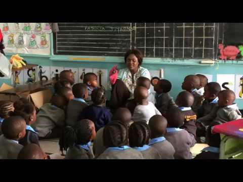 Impact of VVOB's interventions on professional development of teachers in Zambia