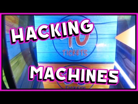 HACKING ARCADE MACHINES (HOW TO)
