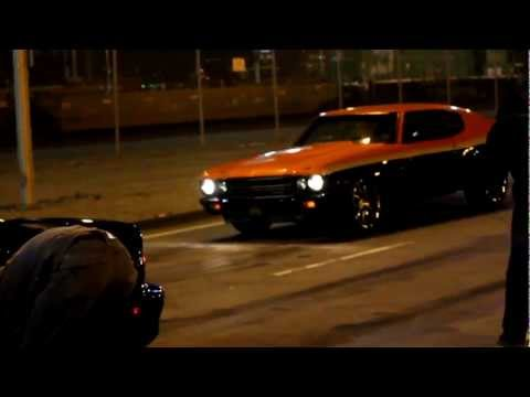 HHP Chevelle vs. Ruthless Racing Camaro