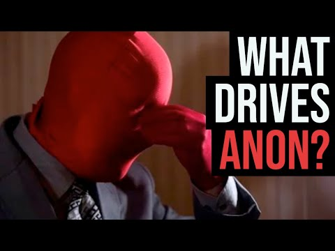 INTERVIEW WITH ANONYMOUS: What motivates hacktivists?