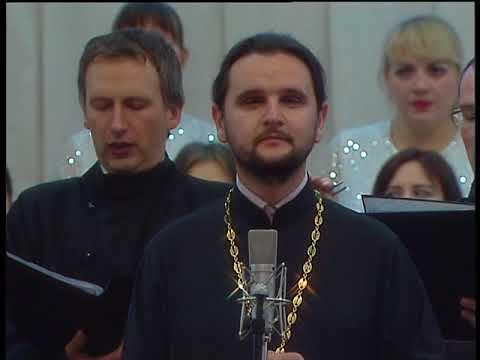 RadioChoir UA 26 10 2017 Академічна хорова капела Українського радіо