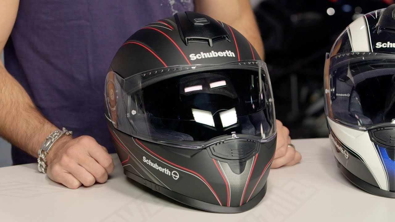 Schuberth S2 Review >> Schuberth S2 Wave Helmet Review at RevZilla.com - YouTube