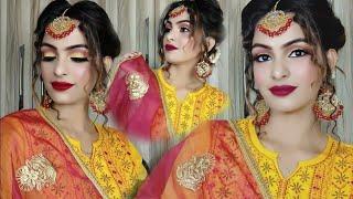 Engagement,Reception या हो शादी खुद से करे मेंकअप दिखेगी सबसे खूबसूरत💞Maybelline One Brand Makeup