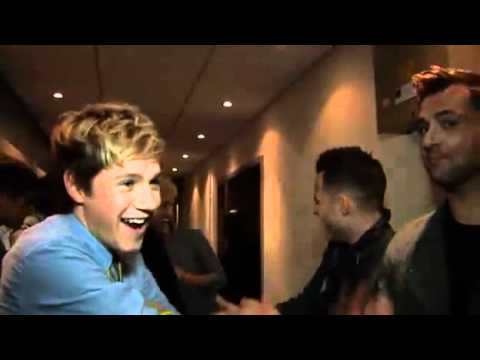 When Niall Joined Westlife