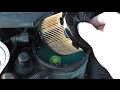 Citroen Berlingo Fuel Filter Change