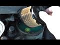 Citroen Berlingo Fuel Filter Change
