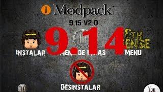 Paquete de Mods - Modpack World of tanks 9.14 - 9.15