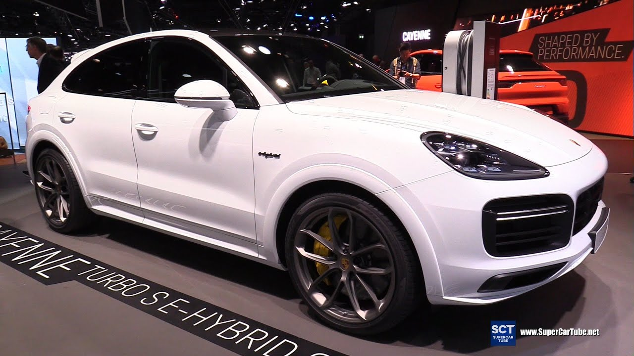 2019 Porsche Cayenne Turbo S - Exterior and Interior Walkaround - 2019 IAA Frankfurt Auto