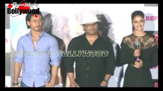 Launch Of Single 'Befikra' With Tiger Shroff, Disha Patani, Bhushan Kumar