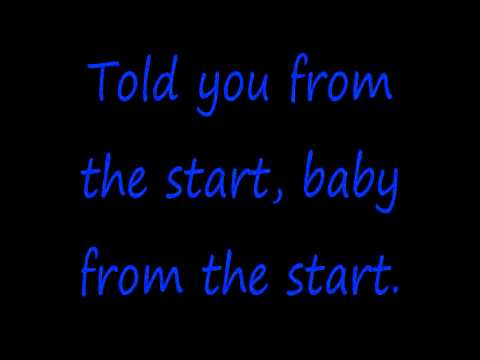 Break Your Heart - Taio Cruz (Lyrics)