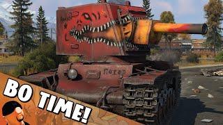 "War Thunder - KV-2 ""The Soviet Dragon?"""