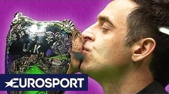WATCH: Ronnie O'Sullivan WINS the Betway UK Championship! | Snooker | Eurosport