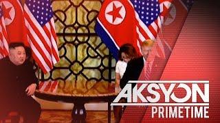 Kim Jong Un at Donald Trump, walang napirmahang kasunduan sa Vietnam summit