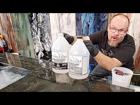 Epoxy Clear Coat Hacks | Stone Coat Countertops