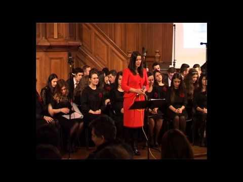Luiza Spiridon si Biserica Adventista Grenelle - Asteptam marea Zi