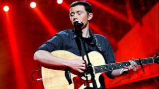 Scotty McCreery performing Long Black Train by Josh Turner