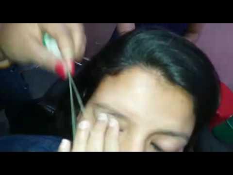 sparsh beauty parlor indian best eyebrow threading v