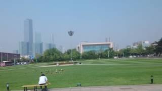 中国 遼寧省 大連には歴史的建造物がたくさん残ってます。