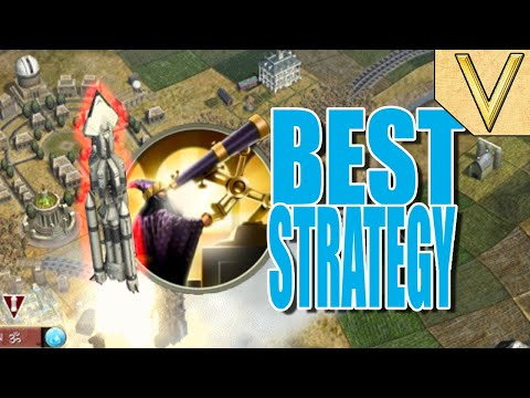 Best Science Strategy Civ 5 Civilization