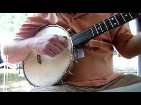 Rickard Banjo, Nickel Pot, Buckbee Tonering, Slotted Head