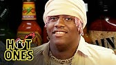 Lil Yachty Has His First Experience With Spicy WingsHot Ones
