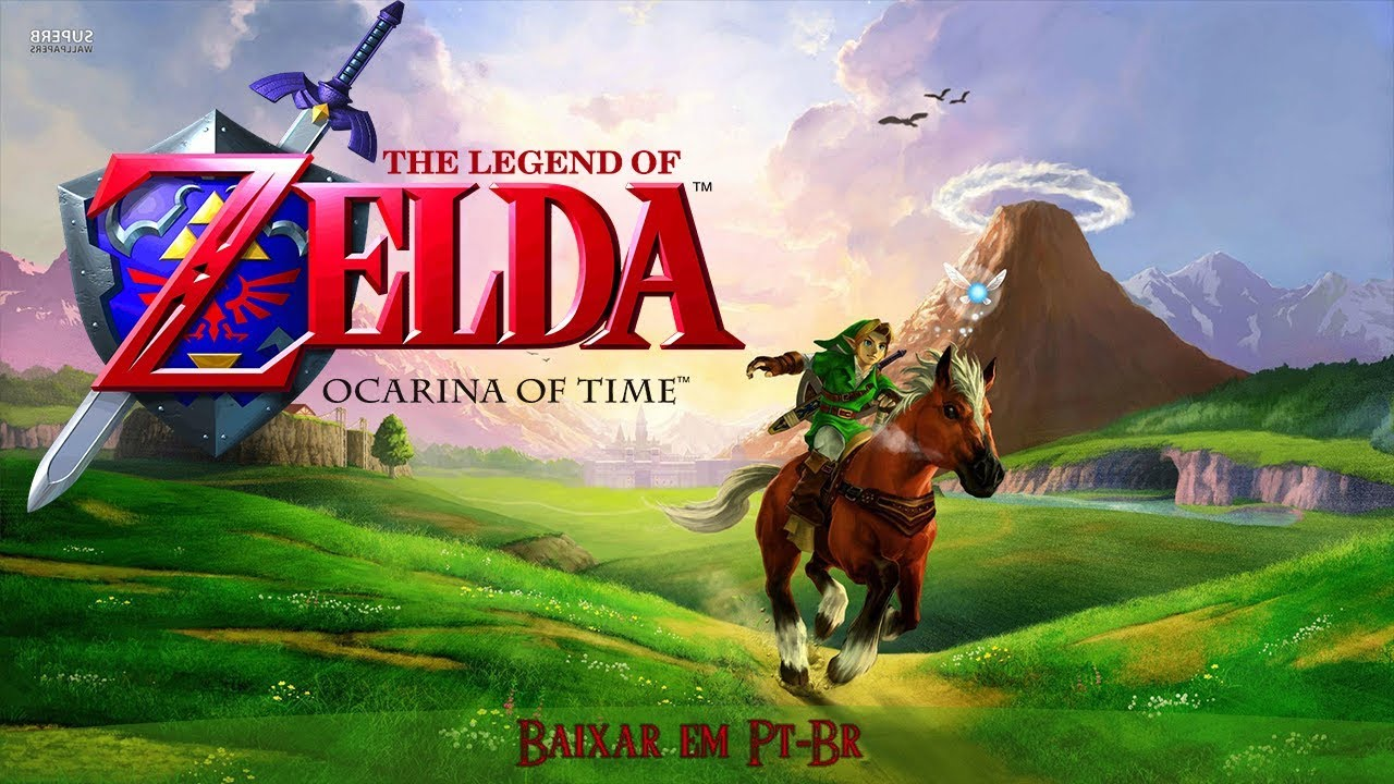 OF OCARINA TIME ZELDA N64 TÉLÉCHARGER