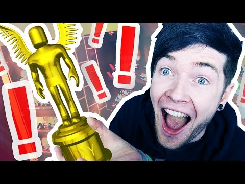 I WON A ROBLOX AWARD!!!
