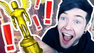 I WON A ROBLOX AWARD!!!