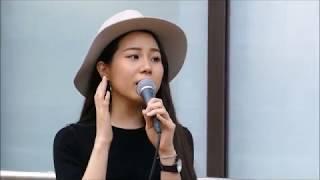 愛知出身シンガーソングライター SNSの歌姫 絹(SOWA)さん カバー曲「中...